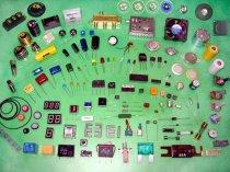 zestaw części elektrycznych